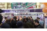 İstanbul'da ,Sinop Tanıtım Günleri kutlandı