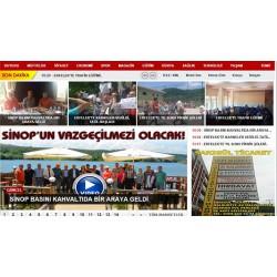Erfelek Güncel Haber Sitesi Yayın Hayatına Başladı