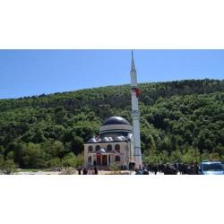 Erfelek Rabia Hatun Camii Törenle Açıldı