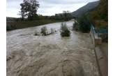 Erfelek'te Şiddetli Yağışlar Hayatı Olumsuz Etkiledi